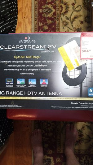 Outdoor antenna for Sale in Tampa, FL