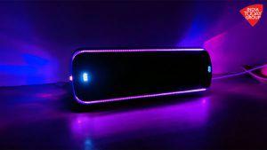 Photo Sony SRS-XB32 EXTRA BASS Portable Bluetooth Speaker (Black)