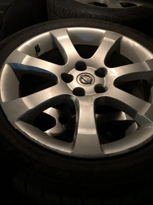 "Nissan 18"" stock rims for Sale in Bronx, NY"