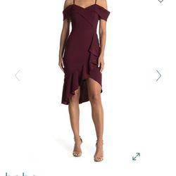 Nordstrom Rack Bebe Midi Dress  Thumbnail