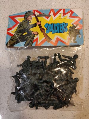 Authentic toy soldiers for Sale in Scottsdale, AZ