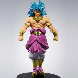 Dragon Ball Z Scultures BIG Modeling Budokai Tenkaichi 7 Broly Figure Collectible Mascot Toys 100% Original for Sale in Annville, PA