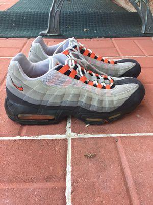 Nike Air Max OG 'Team Orange' Sneakers Size 13 for Sale in Laurel, MD