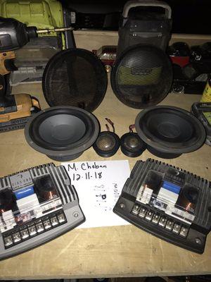 Diamond Audio component set for Sale in Gilbert, AZ