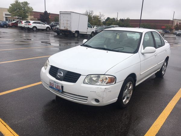2006 nissan sentra for sale in streamwood il offerup. Black Bedroom Furniture Sets. Home Design Ideas