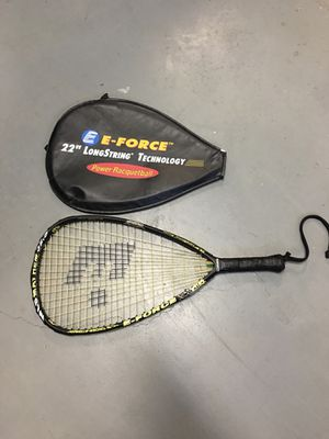Racquet ball racquet for Sale in Chicago, IL