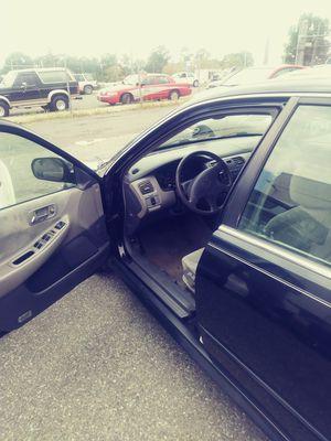 01 Honda accord LX 10WR 100.000 RUN Good for Sale in Washington, DC