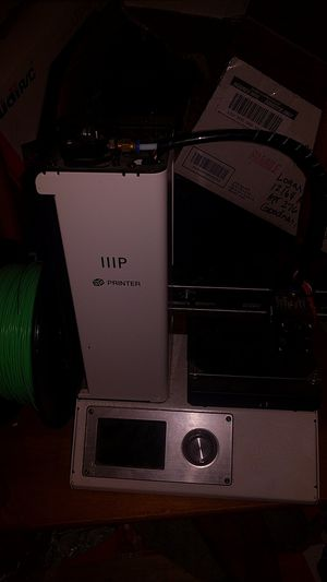 MP Mini 3D Printer for sale  Neosho, MO