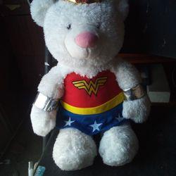 Wonder Woman Bear Stuff Toy Thumbnail