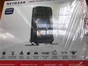 Netgear router for Sale in Herndon, VA