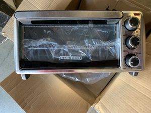 Black & Decker Toaster Oven for Sale in Ontario, CA