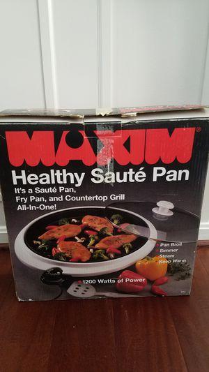 All purpose electric pan for Sale in Manassas, VA