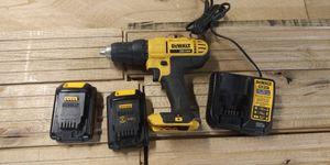 Photo Dewalt DCD771 1/2 20v cordless drill
