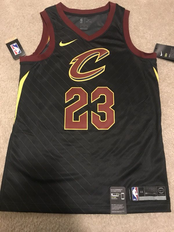 "low priced 67e32 4537a Nike NBA Lebron James Swingman ""Statement Edition"" Jersey Size 44 for Sale  in Charlotte, NC - OfferUp"