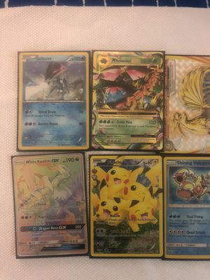 Pokémon (all holographic) for sale ! for Sale in Glendale, AZ