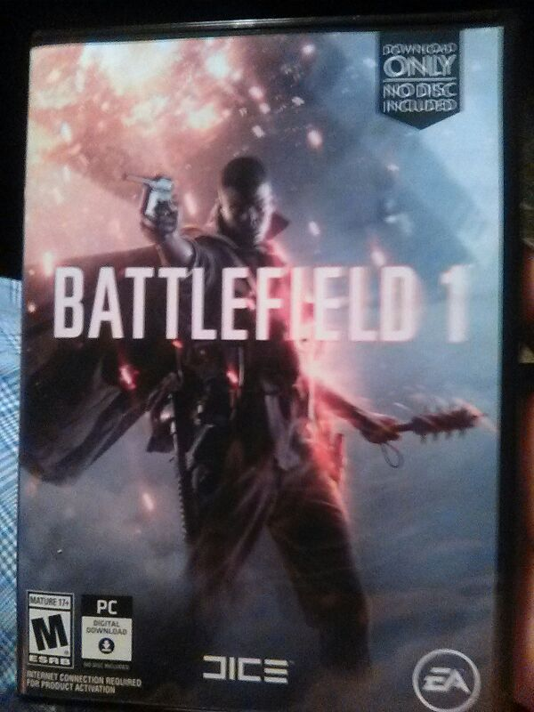 Battlefield 1 (PC) for Sale in St  Louis, MO - OfferUp