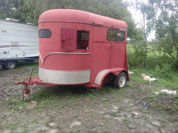 2 horse trailer for Sale in Houston, TX - OfferUp