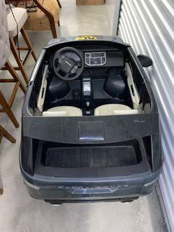 Battery Powered Range Rover  Thumbnail