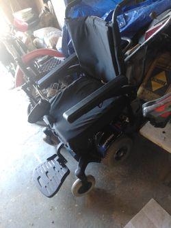Quickie wheel chair Thumbnail