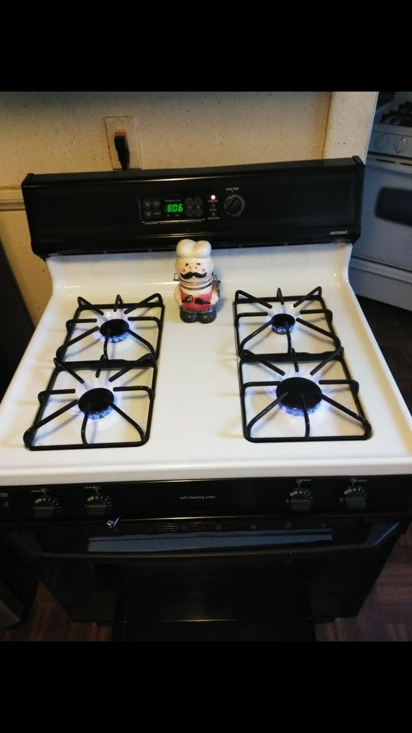My Gas Stove Name Brand Kenmore New 1 Yr Old