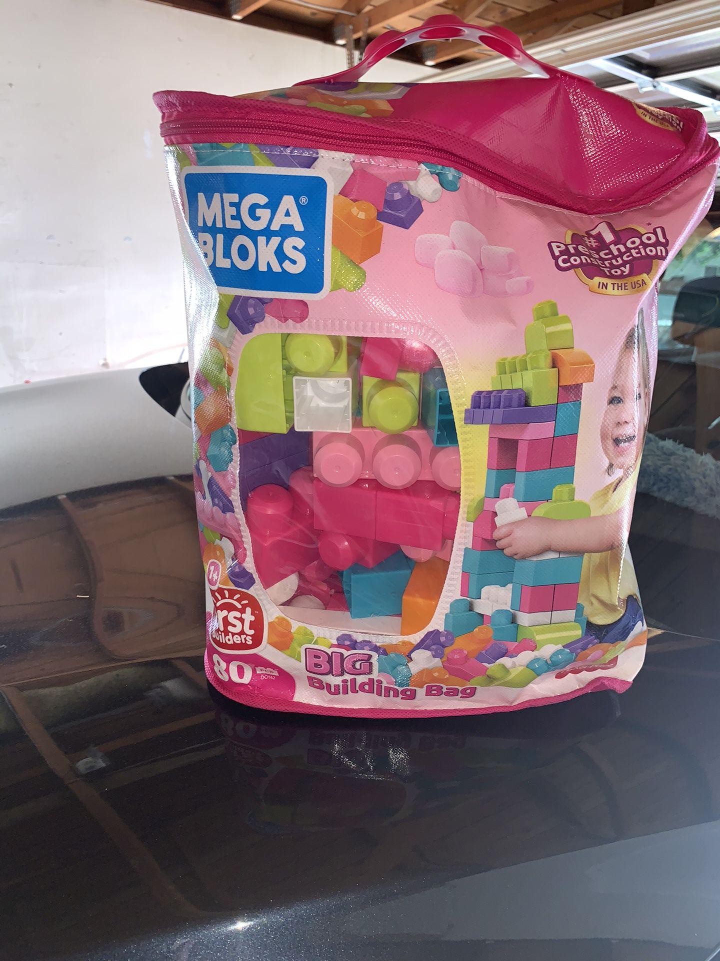 Big blocks for toddler