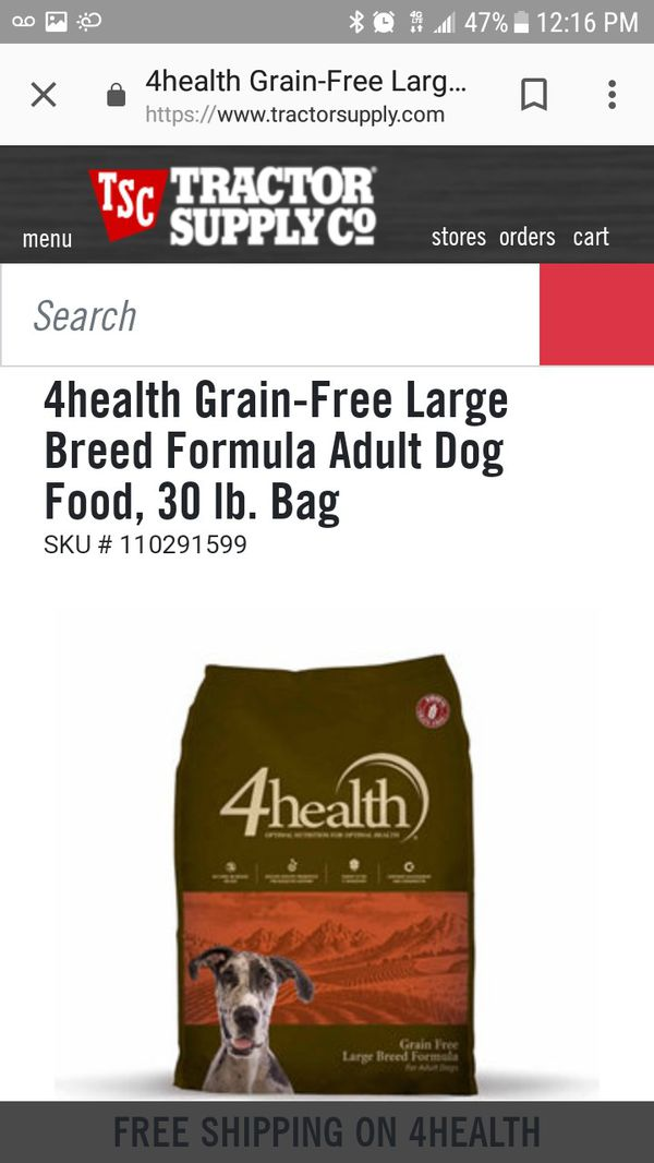 Dog Food Bread Formula For Sale In Ontario Ca Offerup