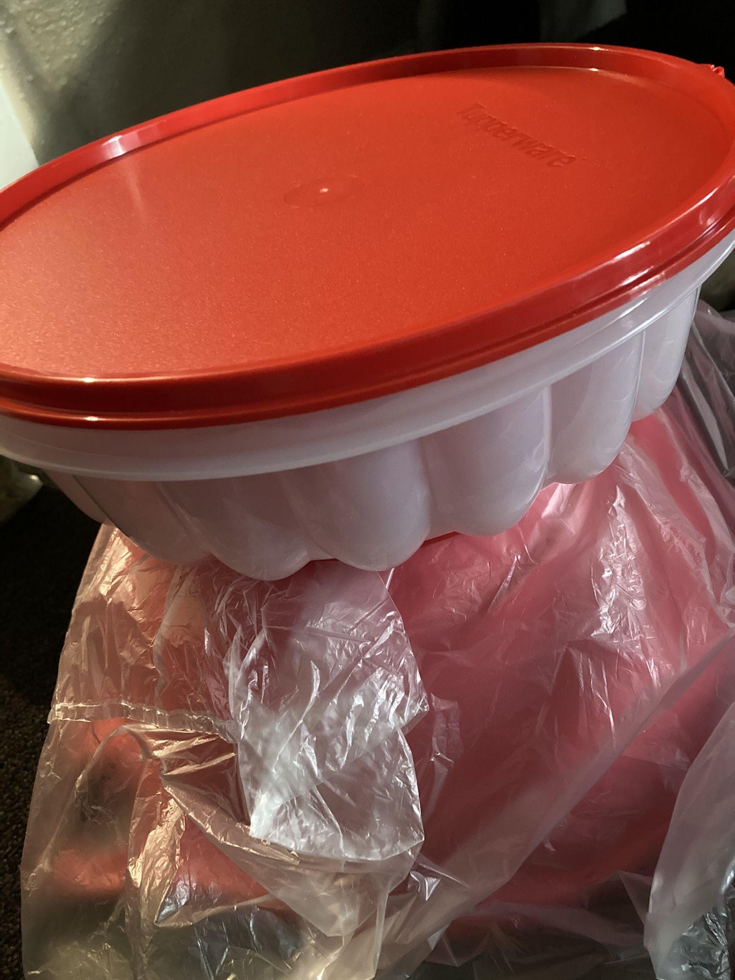 Gelatina bowl New Tupperware
