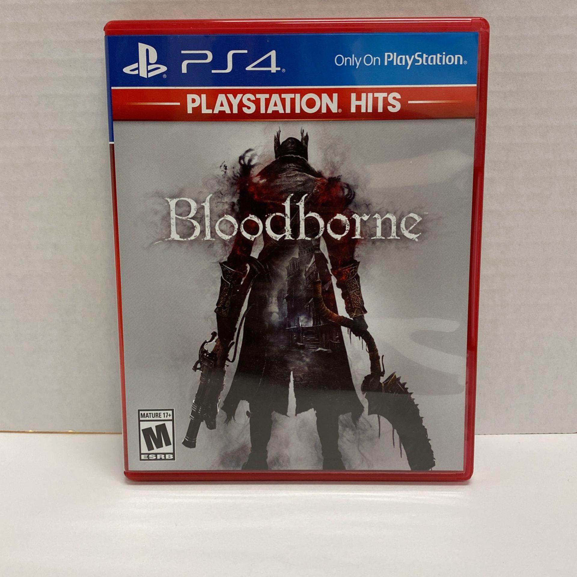 PlayStation 4 Bloodborne *Like New*