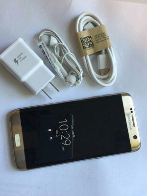 Samsung Galaxy S7 Edge, Unlocked, Excellent Condition. (Almost new) for Sale in Arlington, VA