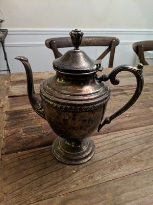 Vintage metal teapot for Sale in Alexandria, VA