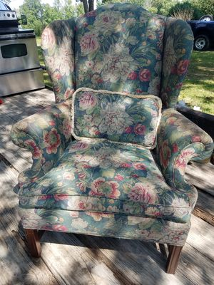 Wing back Chair for Sale in Charlotte Court House, VA