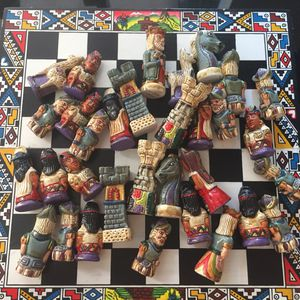 "Folding Chess Game Board Set, 12x12"" for Sale in Washington, DC"
