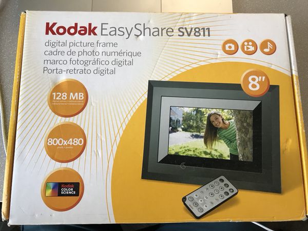 Kodak Easyshare Sv811 Digital Picture Frame For Sale In Little Elm