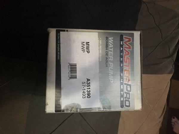 MasterPro water pump A351390 for Sale in Visalia, CA - OfferUp