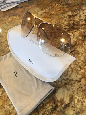 Authentic Christian Dior sunglasses for Sale in Leesburg, VA