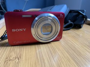 Sony Cybershot Camera - Negotiable for Sale in Falls Church, VA