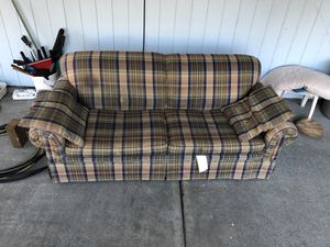 Couch is pretty much new for Sale in Steilacoom, WA