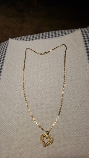 14k solid gold chain for Sale in Bethesda, MD
