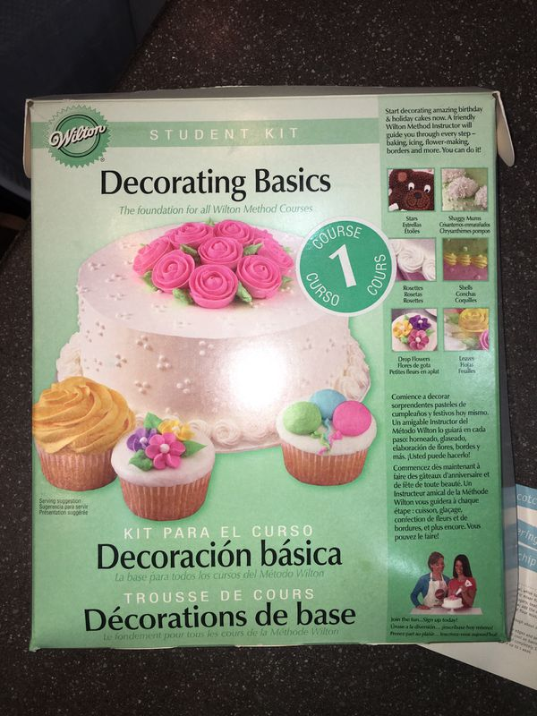 Cake Decorating Supplies Wilton For Sale In Jacksonville Fl Offerup