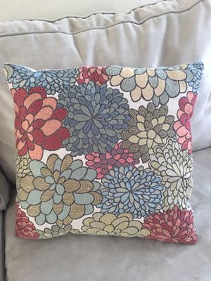 Decorative Throw Pillow for Sale in Elgin, IL