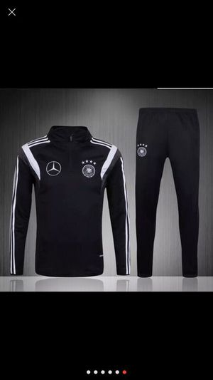 Germany soccer tracksuits for Sale in Manassas, VA