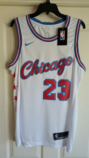 JORDAN NBA THROWBACK CITY EDITION BASKETBALL JERSEY M OR L for Sale in Fort  Lauderdale fbb16257f