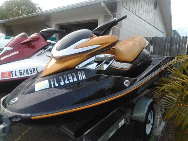 2006 SEADOO RXP 215 SUPERCHARGED 70MPH ONLY 84 HOURS WATER READY CLEAN SKI For Sale In Merritt Island FL OfferUp