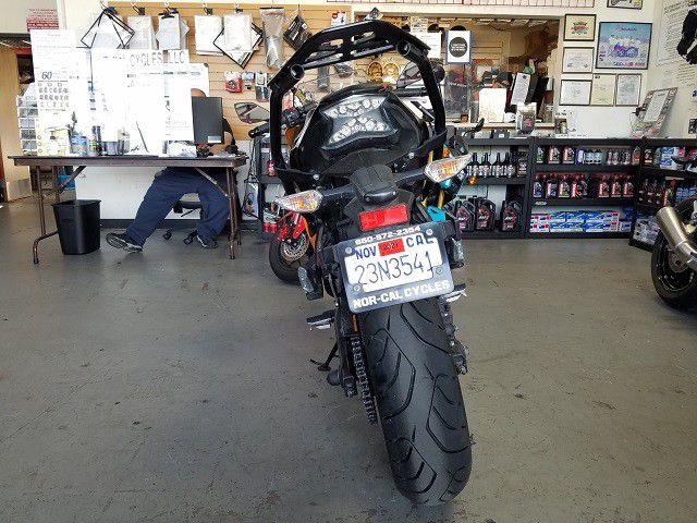 2019 KAWASAKI EX650 ABS  Clean Title Motorcycle 9,154 Miles
