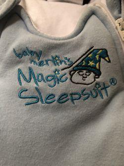 Baby Merlin Sleep Suit For Infants Thumbnail