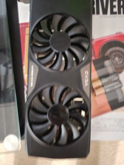 Gtx Graphic Card For Computer Gaming Thumbnail