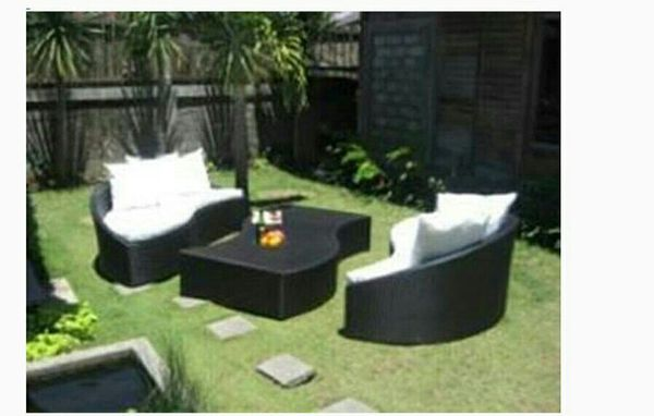 3 Piece Patio Furniture For Sale In Hampshire Il Offerup