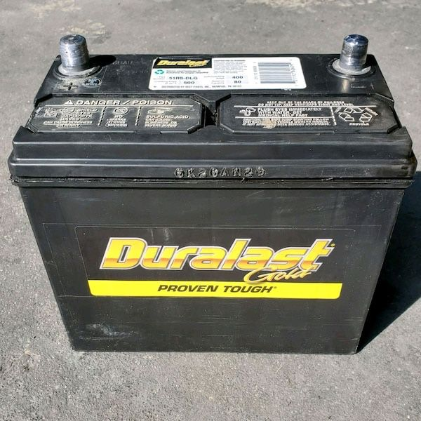 Duralast Gold Car Battery For Sale In Queens, NY