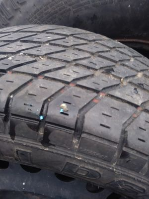 Tire on a rim that's 5 lug Pirelli P600 for Sale in Portland, OR