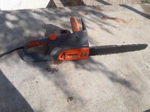 Electric Chainsaw & trimmer for Sale in Brooklyn, MD